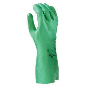 Gants SHOWA de nitrile biodégradables