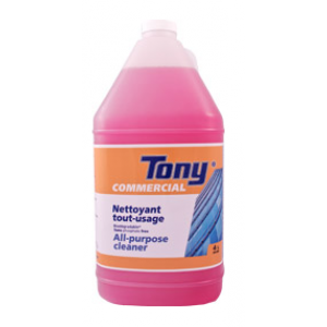 Nettoyant tout usage TONY COMMERCIAL