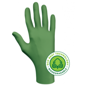 Gants SHOWA biodégradables de nitrile